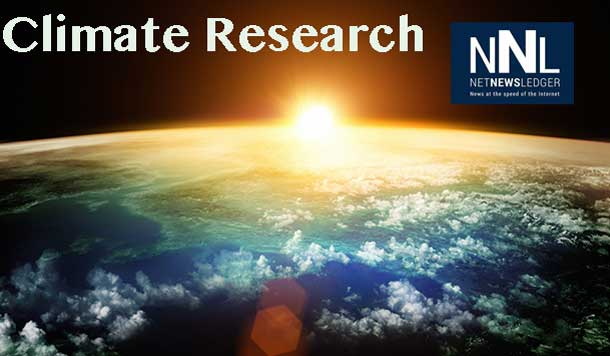 Climate Research FROM Harvard University into Sea levels