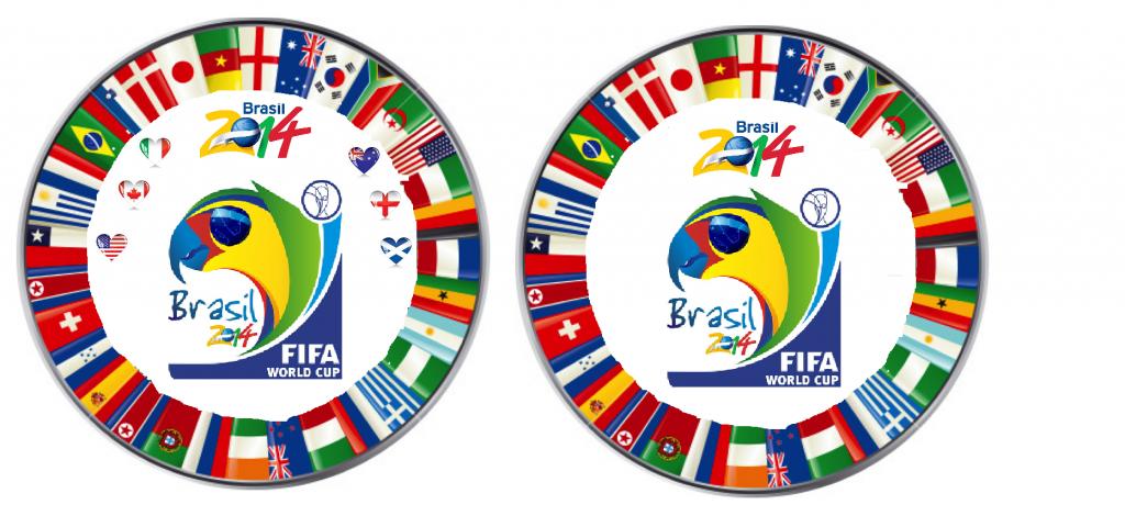 FIFA Brasil World Cup 2014 Rio De Janiero Brasil