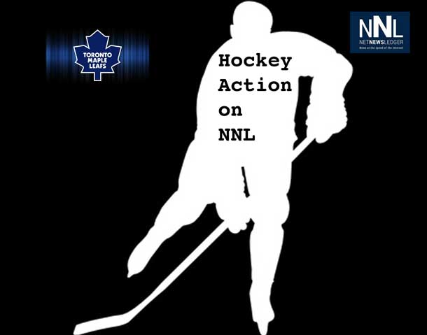 NHL on NNL Hockey Action
