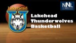Thunderwolves Men's Basketball Splits with Waterloo