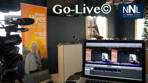 NetNewsLedger Go-Live© brings you live video from events around the region.