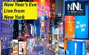 New Year's Eve Live from New York!
