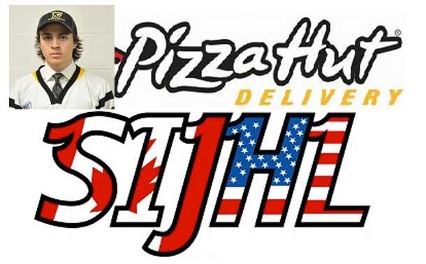 SIJHL Pizza Hut Player of the Week