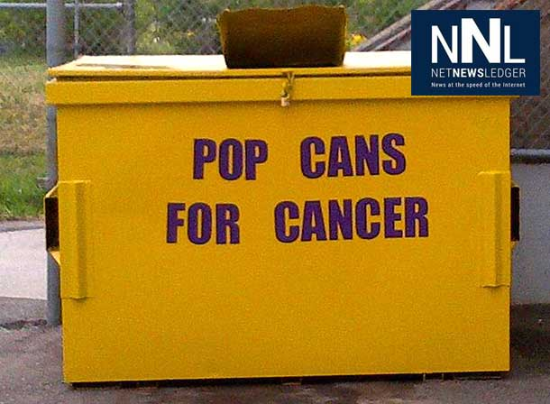 Pop Cans for Charity are helping to create Exceptional Cancer Care in Thunder Bay