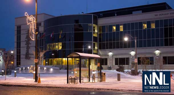 Thunder Bay City Hall - Council starting budget deliberations.