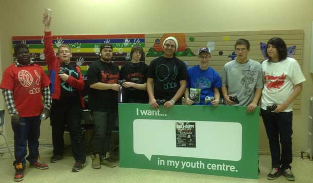 A safe place to hang out and be a teenager is a critical part of what Youth Centres TBay does.