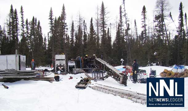 Zenyatta Ventures Mining Camp in Arc of Fire in Northwestern Ontario