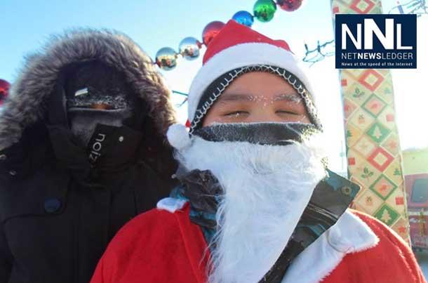 Attawapiskat has a spirit of fun that keeps the community going. Photo by Rosiewoman Cree.