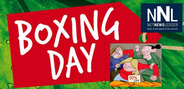 Boxing Day has a longer history than just sales and sports.