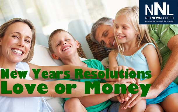 Money Trumps Love When it Comes to 2014 New Year's Resolutions: BMO Wealth Institute