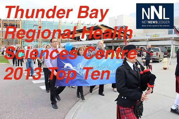 Thunder Bay Regional Health Scicence Centre