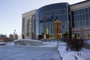 Thunder Bay City Council passed the budget last night.