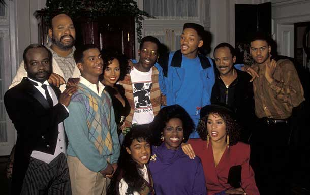 The cast of Fresh Prince - James Avery died on January 1 2014.