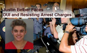 Justin Bieber faces charges in Florida