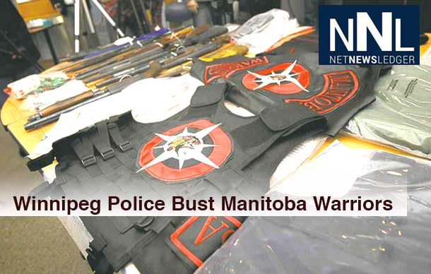 Winnipeg Police Targeted the Manitoba Warriors in Project Falling Star.