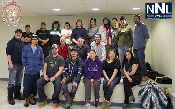 Long Lake #58 First Nation Students Start on their RoFATA Mining Readiness Program.