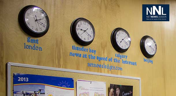 News at the Speed of the Internet© - Thunder Bay's NetNewsLedger