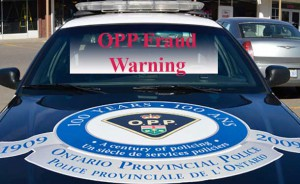 Ontario Provincial Police (OPP) are warning people to avoid 'Love Fraud'