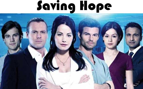Saving Hope took over television screens and dominated the market