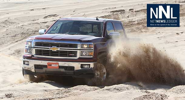 The 2014 Chevrolet Silverado Z71 is put through its paces in southern California by the editors of Four Wheeler magazine. Silverado was named Four Wheeler's 2014 Pickup Truck of the Year.