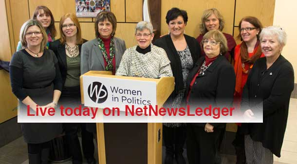 Women in Politics Forum Live on NetNewsLedger March 8 2014