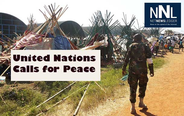 UN Calls for Peace in South Sudan