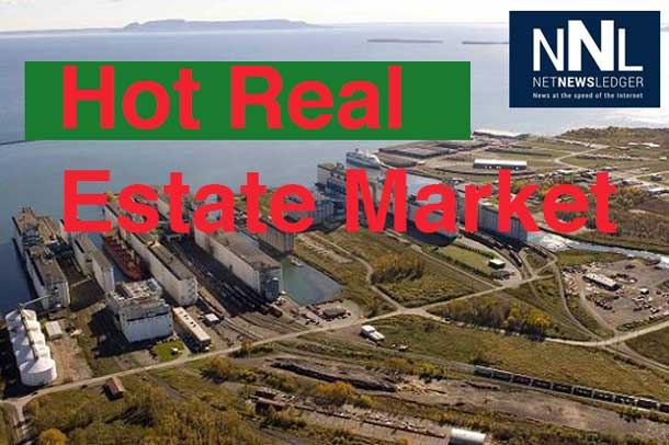Thunder Bay's Hot Real Estate Market is fuelled by high demand, and low supply of new homes.