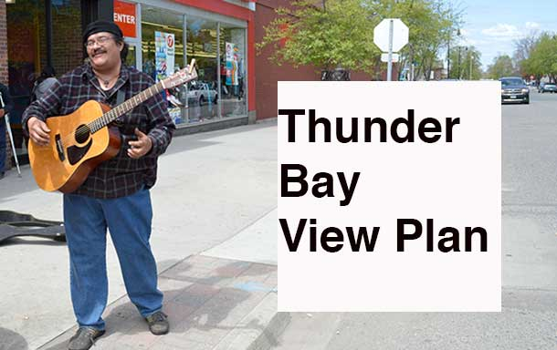 Thunder Bay is working on the View Plan and your input helps bring it together.