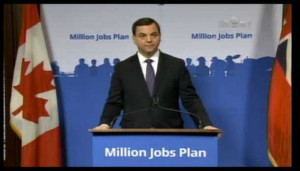 Tim Hudak and the Ontario Progressive Conservatives have moved to keep the party on the right path.