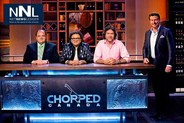 Chopped Canada is a high stakes culinary competition series where four chefs compete before an all-star panel of expert judges