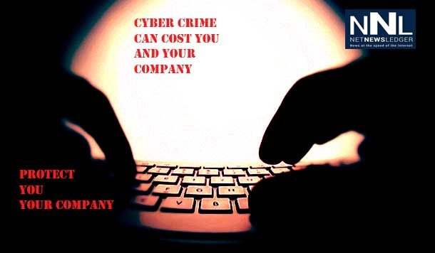 Stopping cyber crime helps protect your valuable computer data.