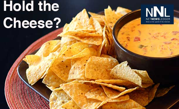 Your Super Bowl Nachos might not be as cheesy as usual. Kraft is reporting Velveeta Shortages.