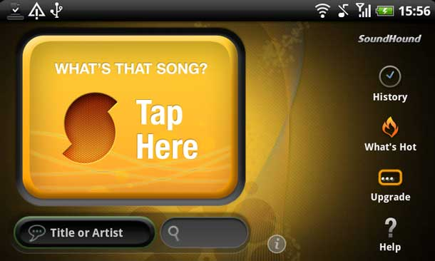SoundHound App for the Grammys