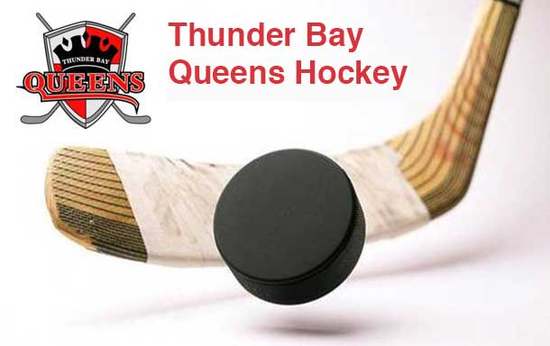 Thunder Bay Queens Womeen's Hockey