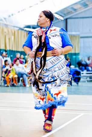 Algoma University in Sault Ste. Marie is set to celebrate with their annual Pow Wow.