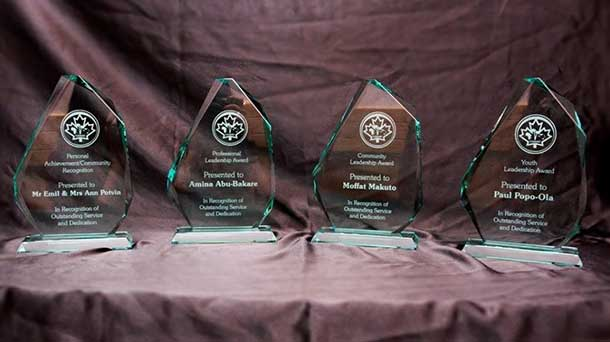CMAC Awards handed out in Thunder Bay as Black History Month Kicks off.