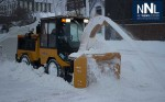 Snow Clearing in Thunder Bay Underway