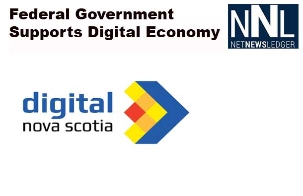 Digital Nova Scotia has received support from the Federal Government