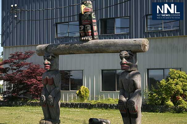 Kwakiutl First Nation in British Columbia launches 12 day protest