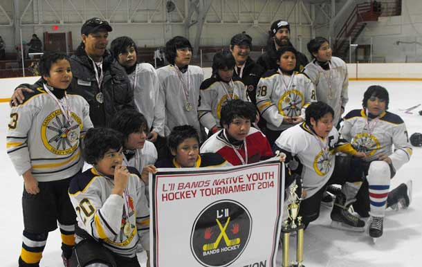 Little Bands 2014 Pee Wee A Side Champs Sandy Lake