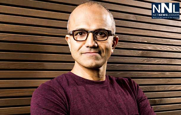 Microsoft Corp. Board of Directors has appointed Satya Nadella as Chief Executive Officer and member of the Board of Directors effective immediately.