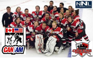 The Thunder Bay Queens are on the road this weekend in the Can Am Series