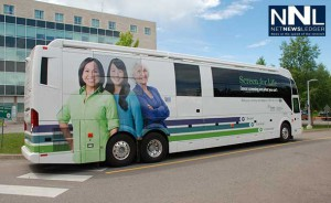 The Screen for Life Coach returns to Thunder Bay at the end of this month. Upon its return, it will set out to provide cancer screening services across the region following a condensed travel schedule. To see the travel schedule, visit www.tbrhsc.net/screenforlife. To book your appointment on the Screen for Life Coach, call (807) 684-7777 or 1-800-461-7031.