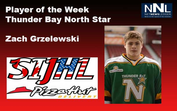 SIJHL Player of the Week