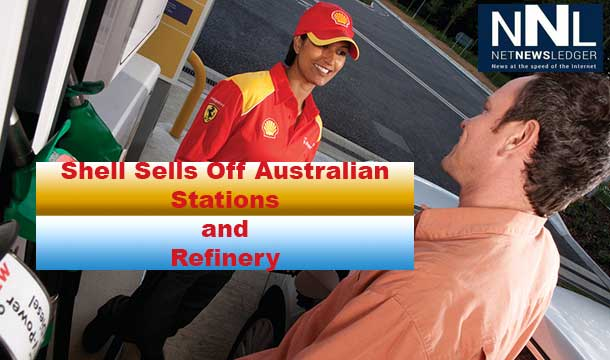 Shell has agreed to sell its downstream business in Australia -- including the Geelong refinery and its 870 gas stations