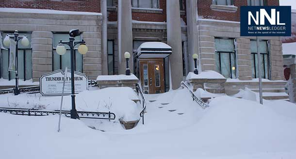 There are many small businesses and other services closed today in Thunder Bay