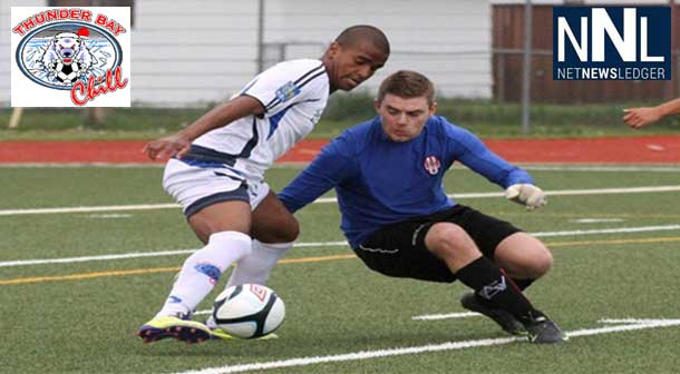 The Thunder Bay Chill are the 2013 Premier Development League