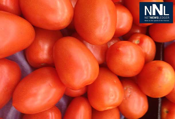 Tomato prices are headed up after an announcement in California that drought conditions will not allow millions of acres to be planted.