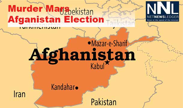 Murder of two political aides in Afghanistan Mar Election campaign
