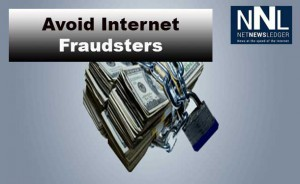 Police are continually reminding people not to fall victim to Internet scams.